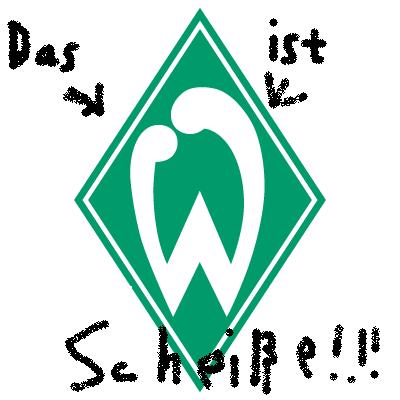Werder Scheiße